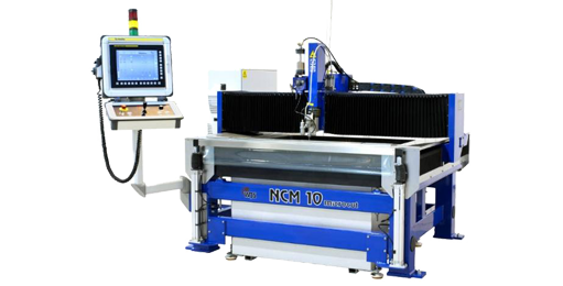 Micro Abrasive Waterjet Cutting Machine