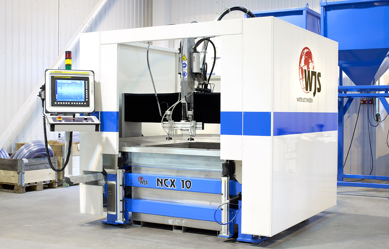 Micro and Small Water Jet Cutting Machine