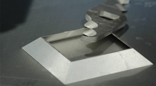 Industry Special Metals Cutting