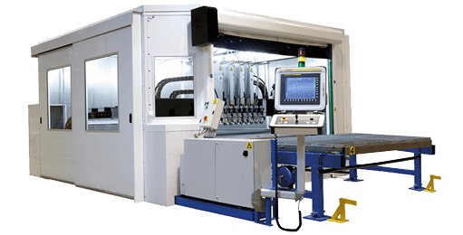 Custom Waterjet Cutting Machines