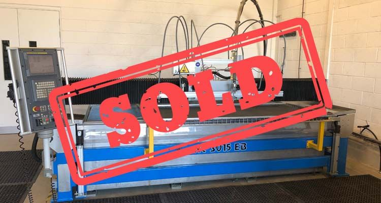 Water Jet Sweden NC3015EB S2 Sold